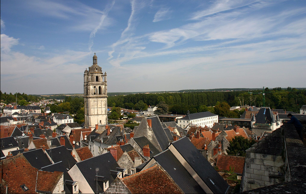 Towers of Loches